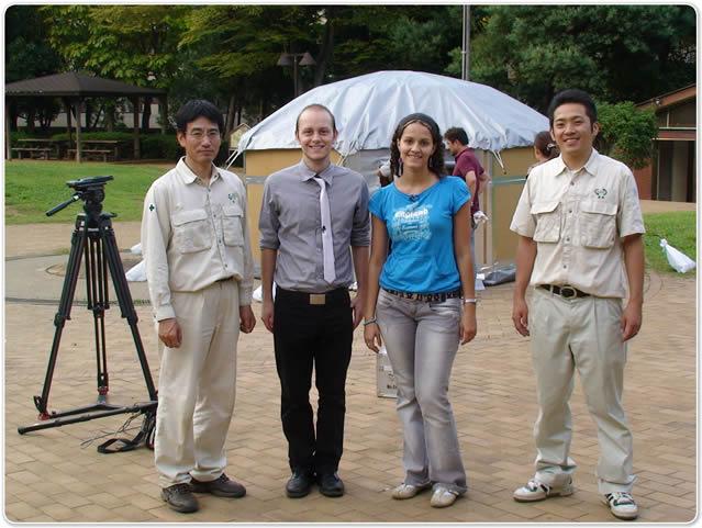 NHKハイビジョン「COOL JAPAN 発掘かっこいい日本」